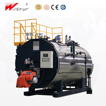 Italy Burner Gas/oil Heating Steam Boiler High Quality Trade ...