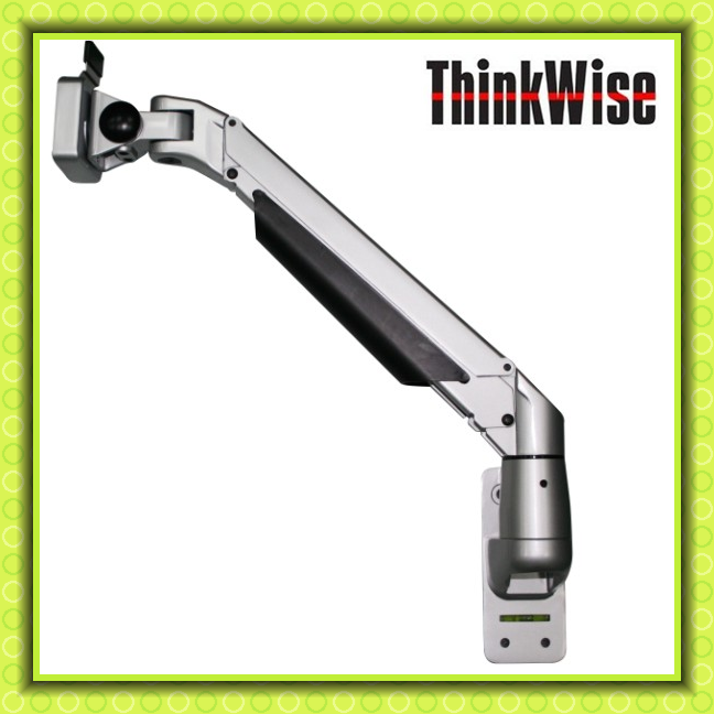 ThinkWise S113 Adjustable Aluminum folding tablet Wall Mounted extending arm