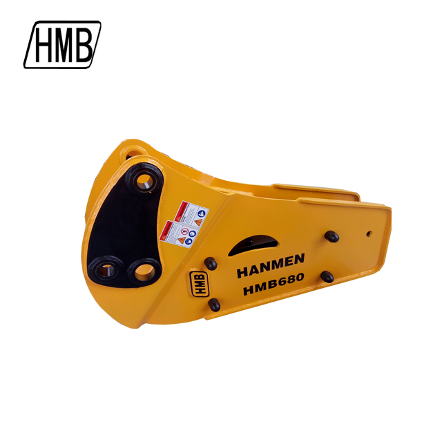 hydraulic rock hammer breaker for backhoe loader with high quality competitive price