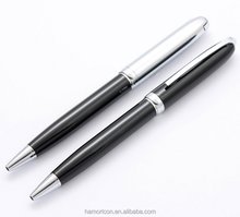 New model arrived colorful and elegant metal writing smooth fast pen ball pen
