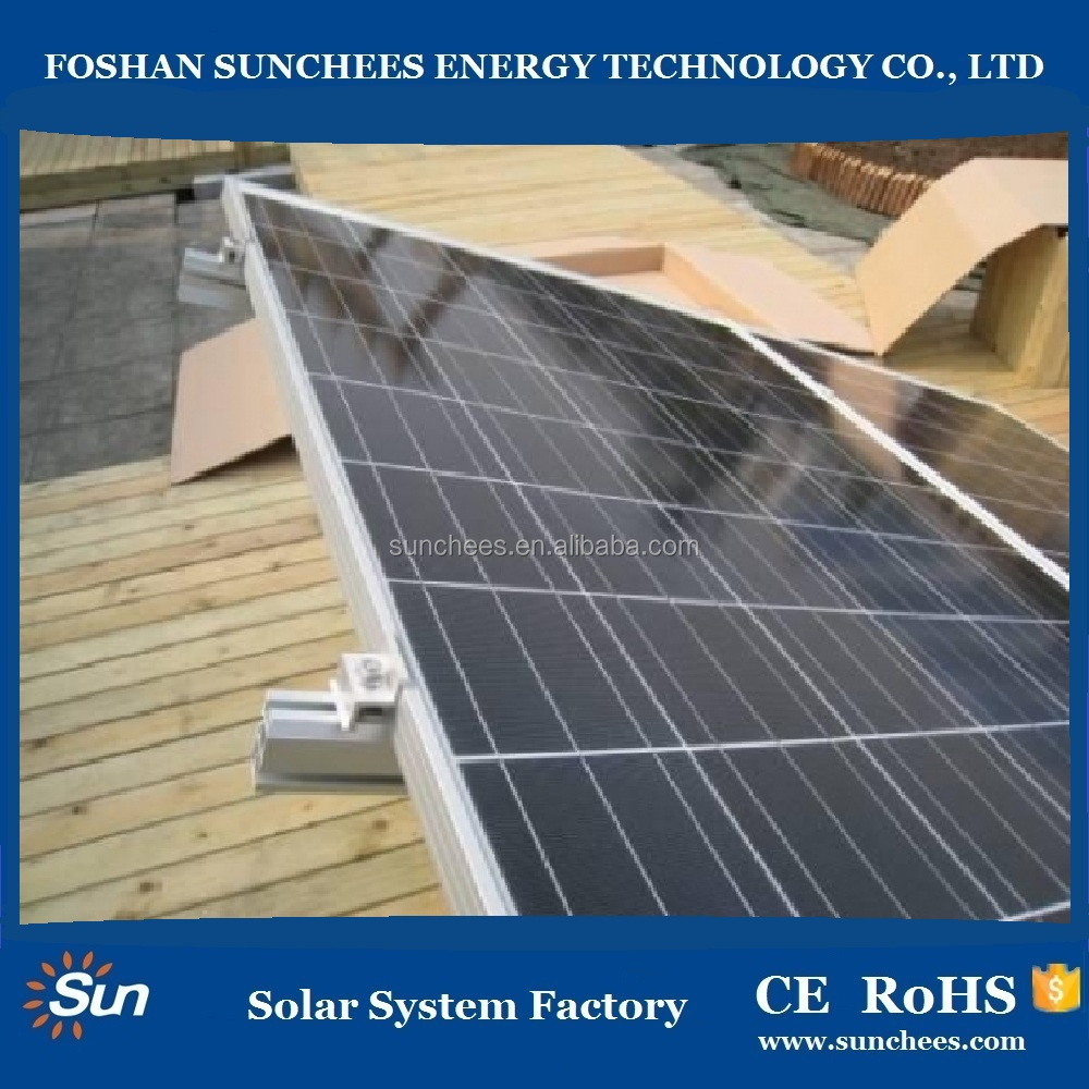 solar energy storage solar unit 5KW 6KW ; complete Solar System of house