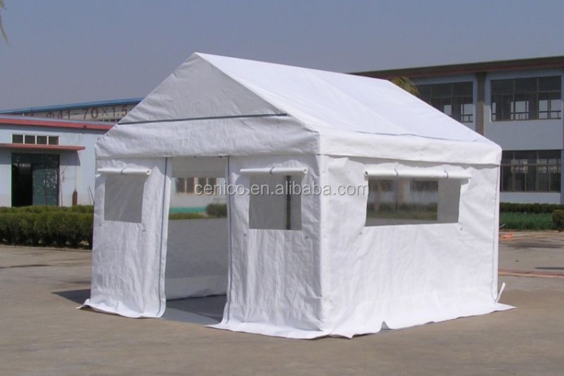 Disaster Relief Tent , Outdoor Canopy Tent , Temporary Shelter Tent , Temporary  Storage Tent