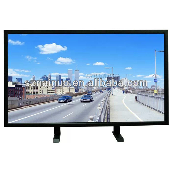 43 inch LED / LCD open frame monitor industry cctv security monitors
