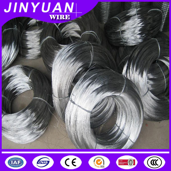 Zinc Coated Binding Wire / Gl Wire / Galvanized plated iron binding wire