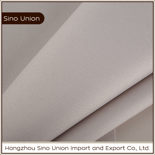 Comfortable waterproof antistatic polyester fabric