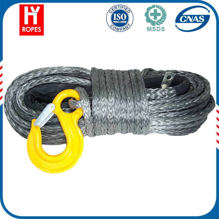 atv 4x4 synthetic winch rope HW0219