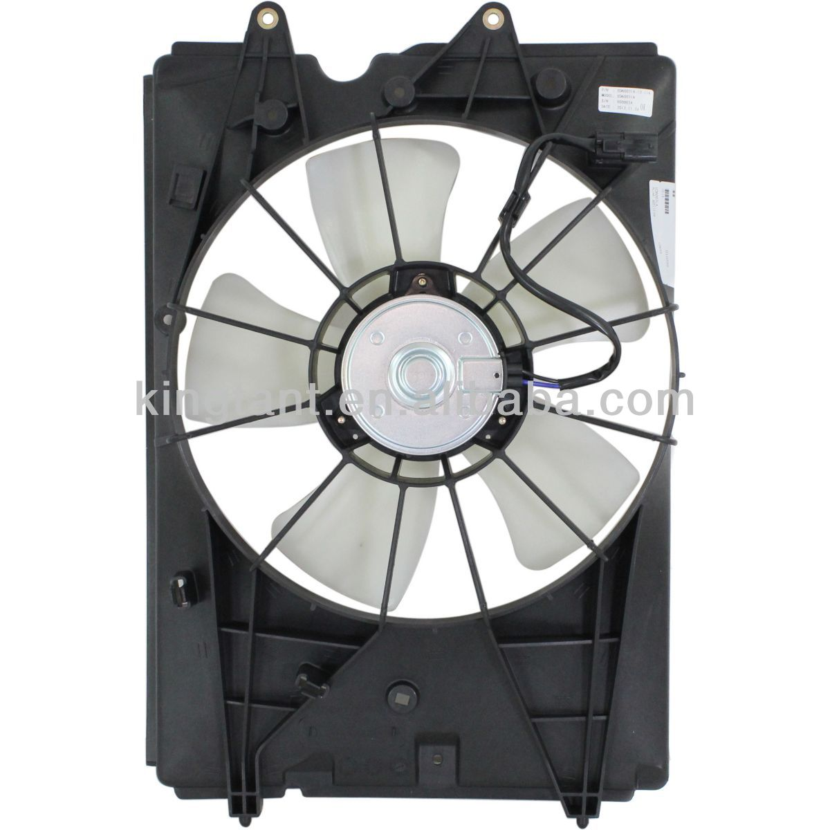 RADIATOR FAN FOR HONDA ACCORD 2010-13 19030RN0A51-PFM