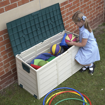 Large Outdoor Storage Box, Outdoor Plastic Storage Boxes, Plastic Outdoor  Storage Box