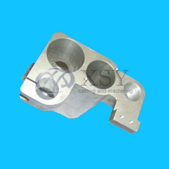 cnc milled precision parts / manufacturer castings for construction equipment