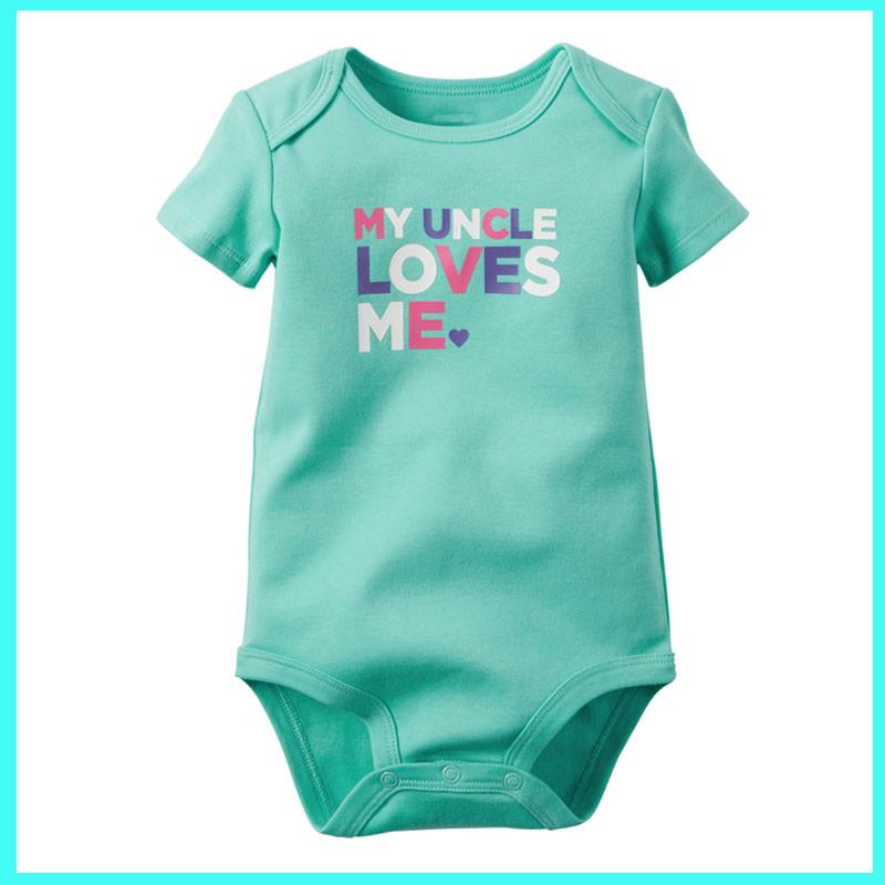 fa0cb717af376 أدنى سعر ملابس الطفل الرضيع الوليد بيبي بوي بدلة شريط الطفل الهيئات ...