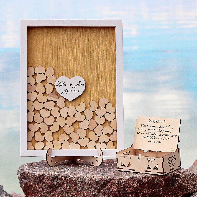 Buy PotteLove Wedding Guest Book Alternative- Wedding