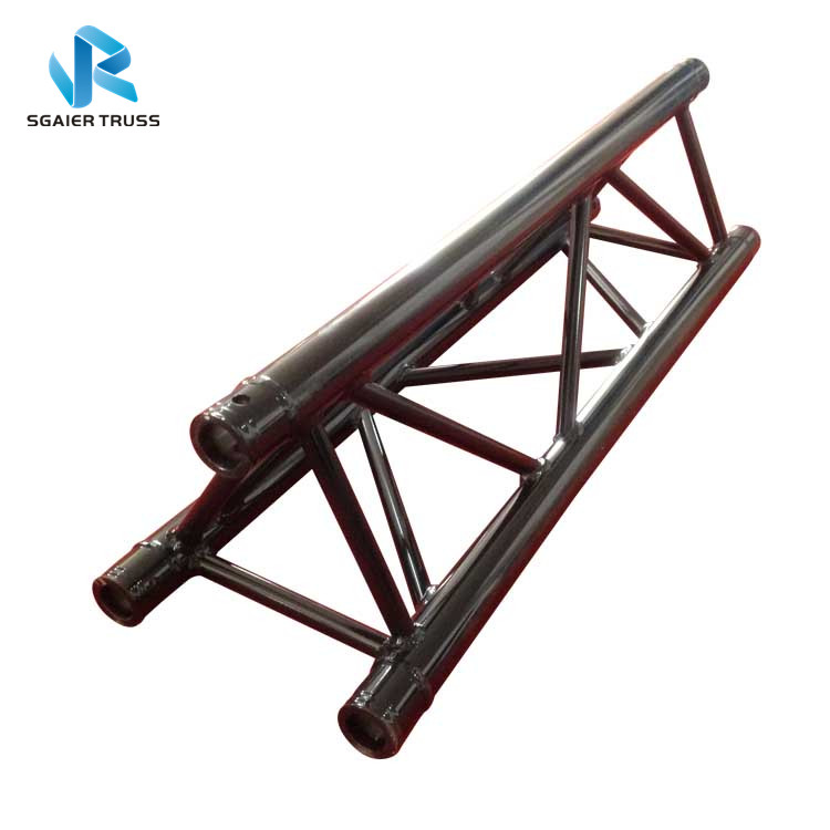 F33 black triangle truss with lowest price
