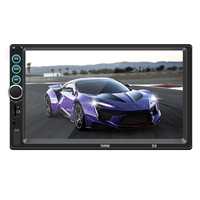 7 inch car video 2din 1080p car radio mp5 player new model
