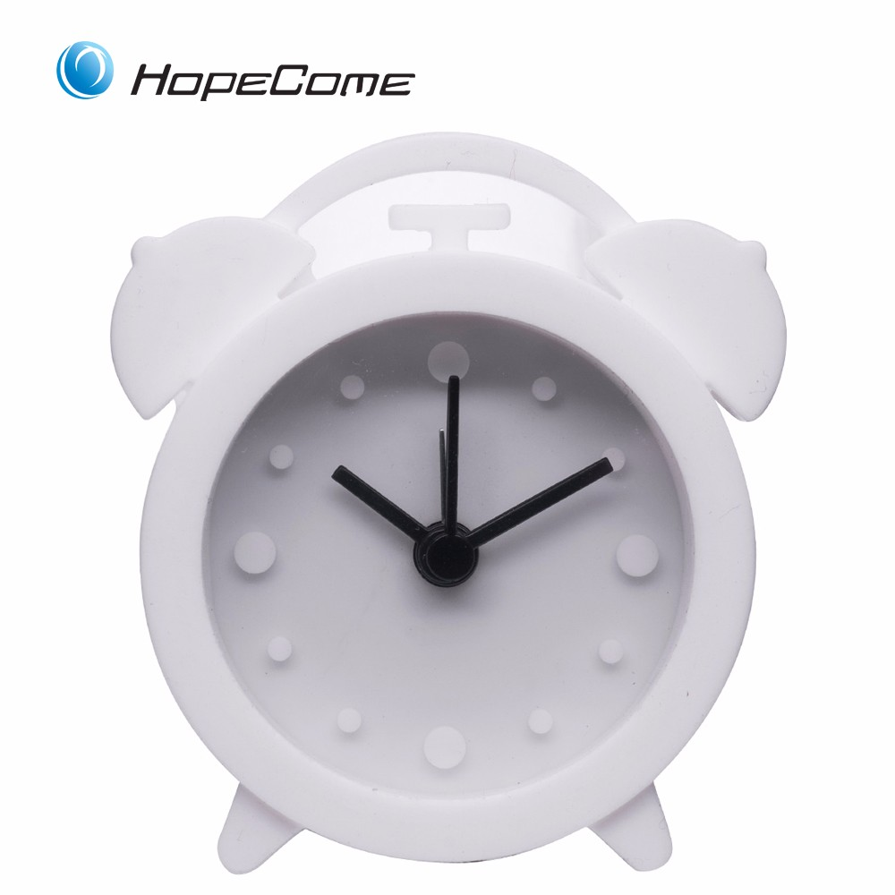 Silicone Alarm Time Clocks For Sale