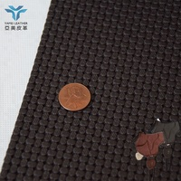 Soft shock absorbing PVC foam leather for Saddle Pad