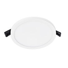 IP20 12W Aluminium Smd Ronde Led Panel Commerciële Downlight