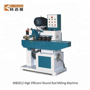 high quality round wood rod machine