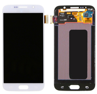 China mobile phone spare parts s6 G920 LCD screen replacement