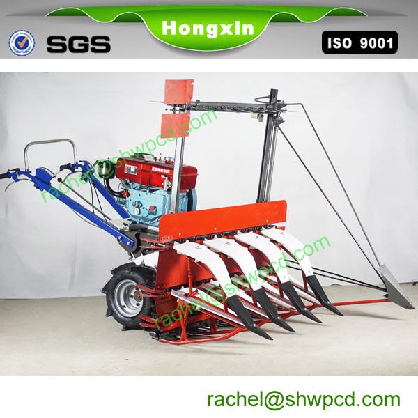 Small Corn Harvester Machine Mini Corn Combine Harvester With ...