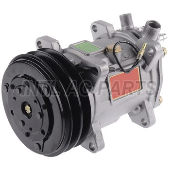 For Unicla Air Conditioning Compressor 12V Ear Mount UP150 For Isuzu F Series