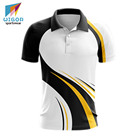 100% Polyester Hot Sale Cheap Custom Men's Polo Shirt