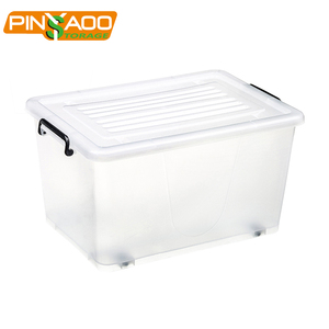 Clothes and sundries home daily storage use 50l plastic container