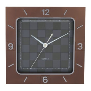 lighted dial wall clock