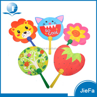 Custom Folding Hand fan With Your Own Design Personalized Hand Fans