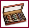 Great quality Pen Case Wooden display box for wholesale