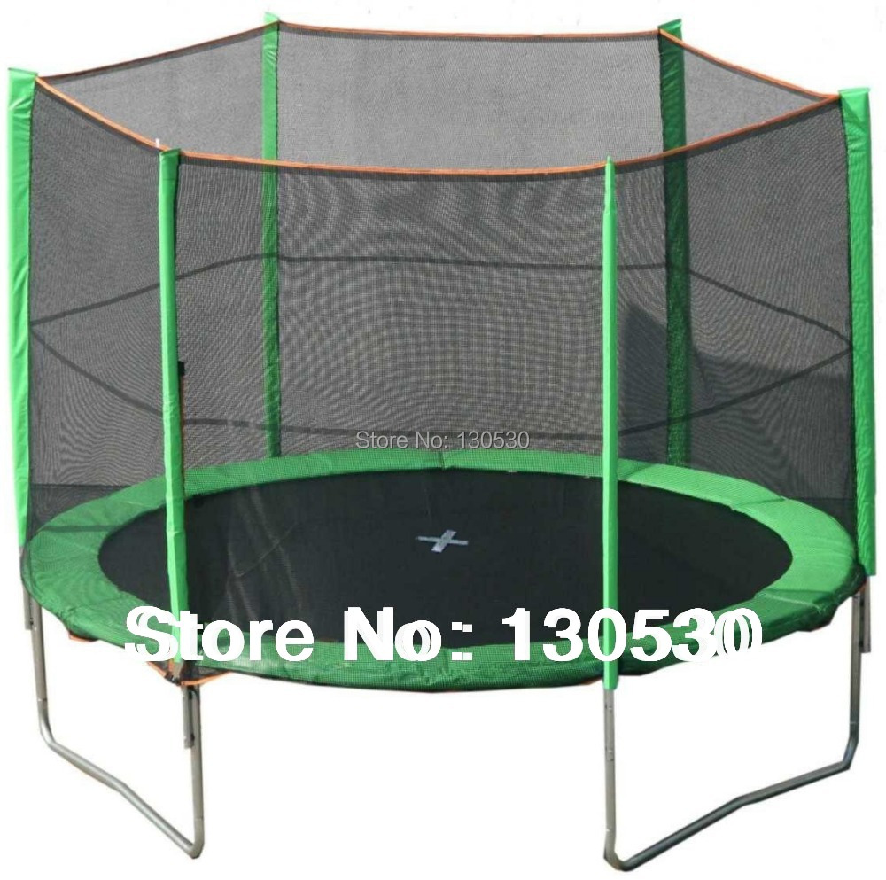 Safest Top Rated Trampolines: 10Feet-Trampoline-Kids-trampoline-10-Feet-Trampoline-with
