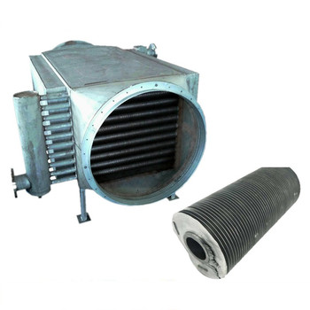 fin tube heat exchanger for boiler