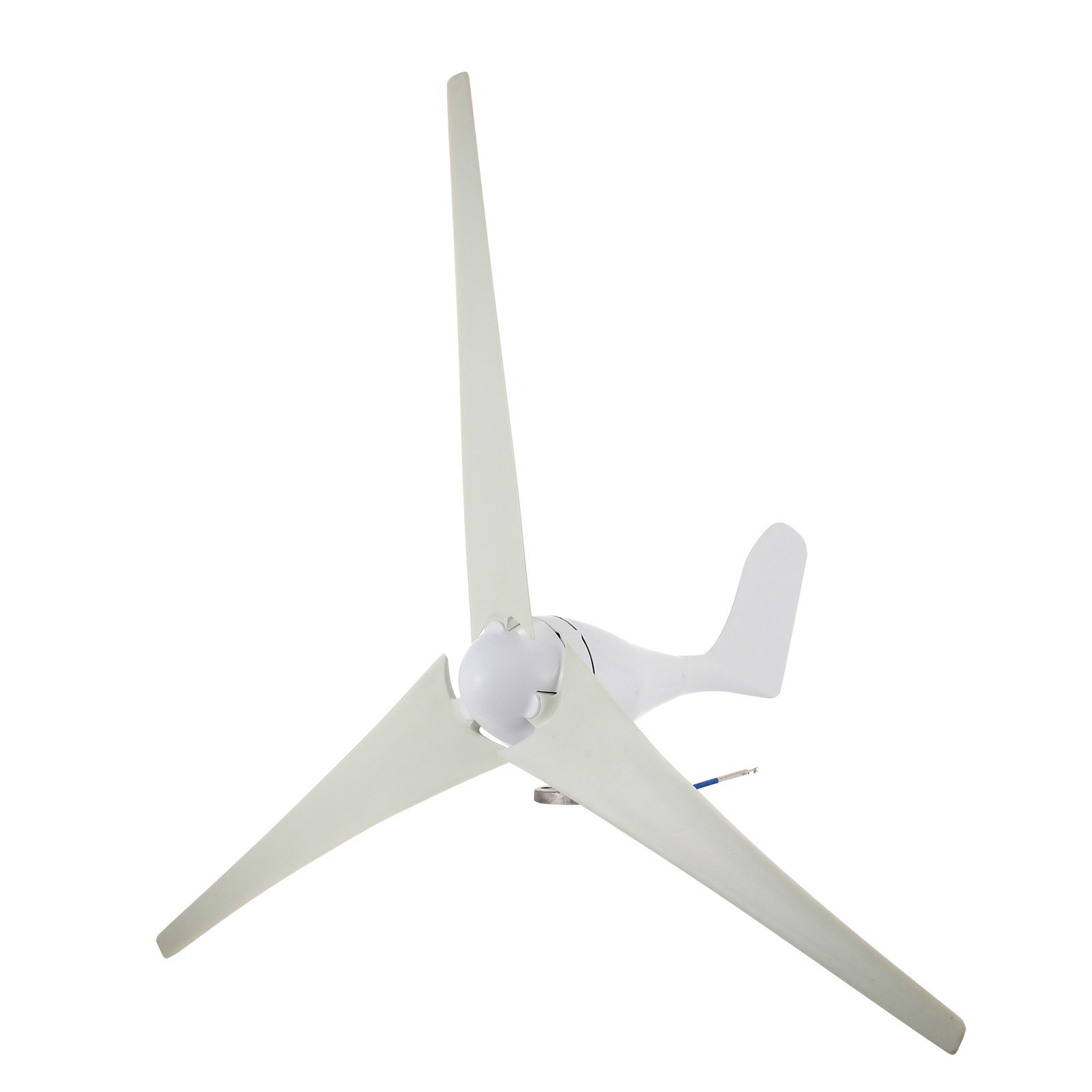 VEVOR Wind Turbine 400Watt Wind Turbine Generator DC 12V Wind Turbine Generator 3/5 Blades with Controller (400Watt)