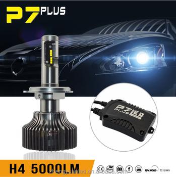 Motor Onderdelen Accessoires H4 Hoge Lage Led Verlichting Lamp - Buy ...