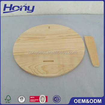 natural color art minds timber wood cutting blanks board for laser