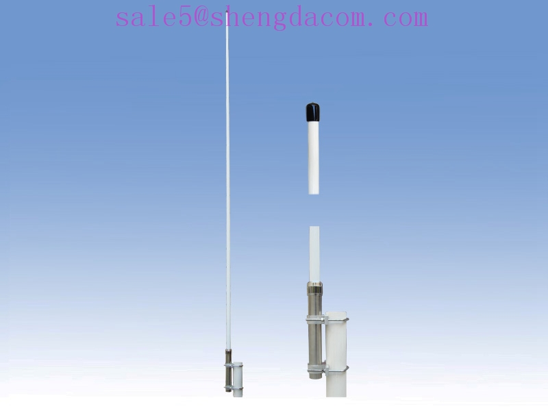 Outdoor Vhf Uhf 144 430mhz Dual Band Base Station Antenna