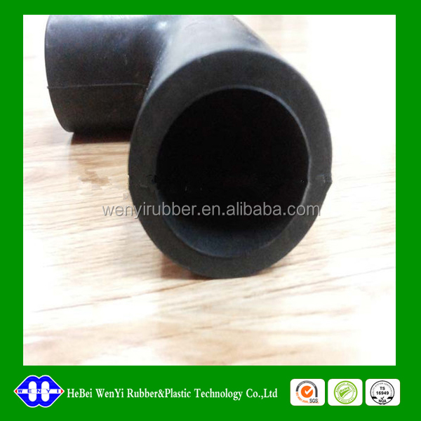 factory supply epdm rubber elbow bend hose