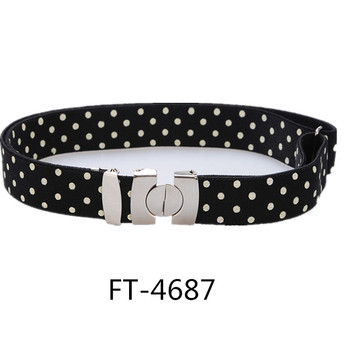 cc9529bd89c Customize Buckle Printing Cute Kids Belts Elastic Little Boy Little Girls  Belts FT-4687