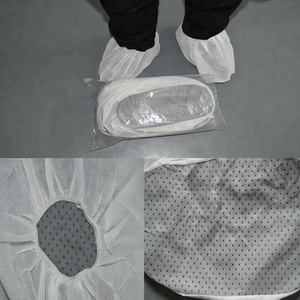 anti slip safety non woven shoe cover