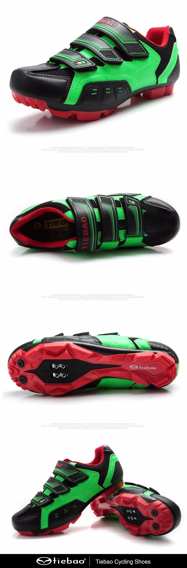 BEST NEW 2016 TIEBAO MEN/WOMEN CYCLING SHOES .AUTOLOCK/SELFLOCK BIKE SHOES SPD/SL/LOOK-KEO CLEATED BICYCLE SHOES