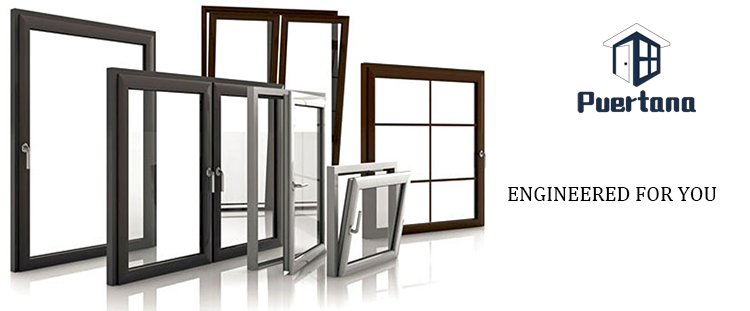 आवासीय एल्यूमीनियम रंगा हुआ डबल घुटा हुआ ग्लास Louvers Jalouzie किवाड़ खिड़की बंद आकार कीमतों