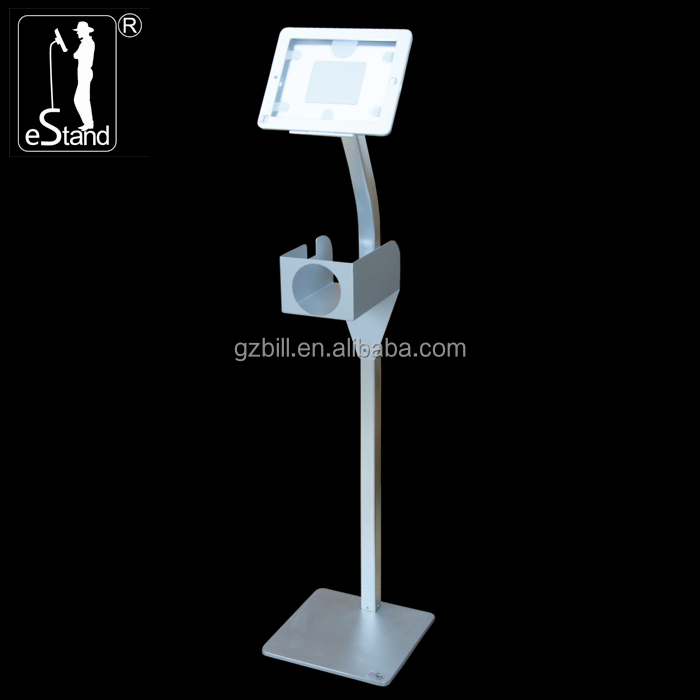 eStand BR24009 tablet restaurant ordering/ <strong>payment</strong> kiosk lock for ipad mount case