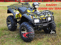 Best Price 2200W 60V Cheap Adult electric mini atv/atv/dune buggy