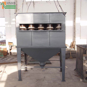 Air Cleaning Control Device Industrial Cyclone Dust Collector