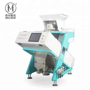 Good Quality Mini Color Sorter Machine Color Selector for Coffee Bean, Grain, Cereal, Wheat, Corn, Peanut, Beans, Seeds
