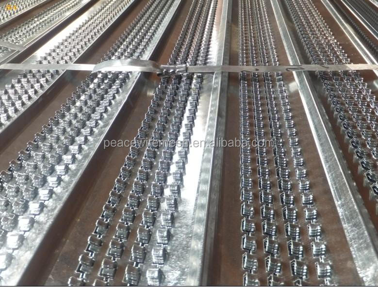 Expamet Mesh Sheet High Ribbed Formwork Galvanized Hy Rib