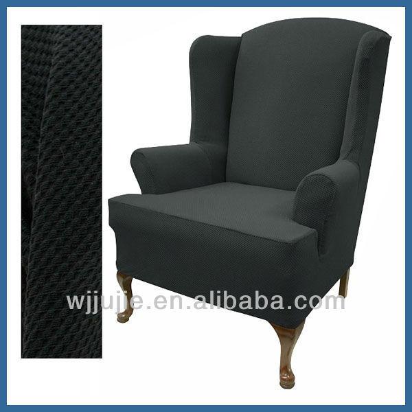 piqu stretch hussen ohrensessel sofadecke produkt id 812469383. Black Bedroom Furniture Sets. Home Design Ideas