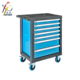 Cold steel plastic worktop tool box trolley