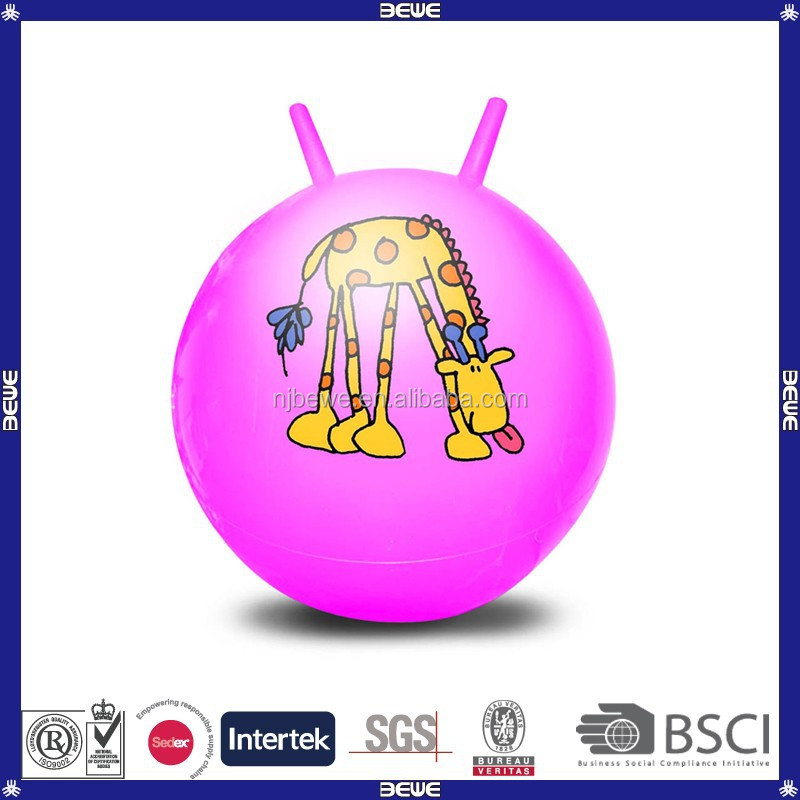 Hot selling good quality cheap space hopper ball