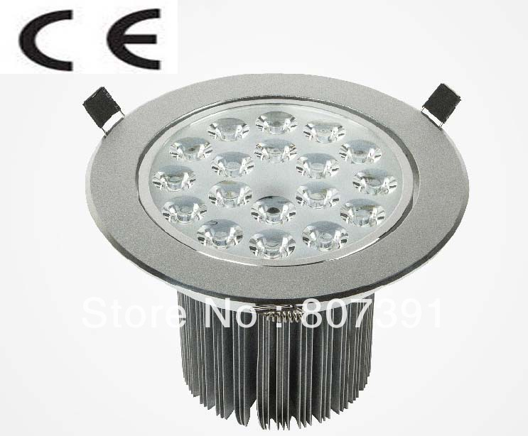 2 year warranty 15w Led Down Light / 15w Led Downlight CE & RoHS