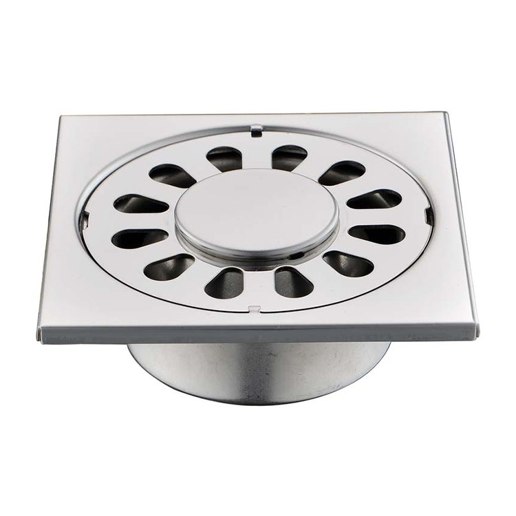 Hot new products decorative bath installation drain covers floor drains